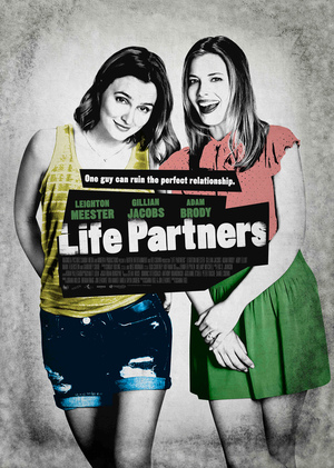 Life Partners (2014) DVD Release Date