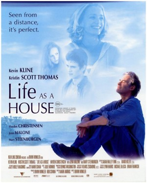 Life as a House (2001) DVD Release Date