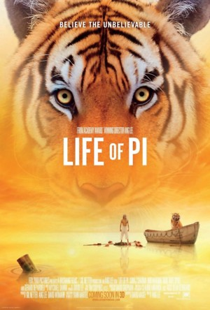 Life of Pi (2012) DVD Release Date