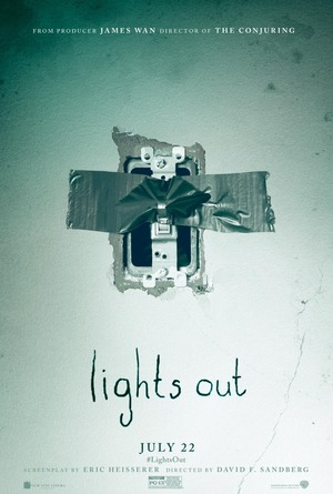 Lights Out (2016) DVD Release Date