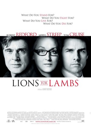 Lions for Lambs (2007) DVD Release Date