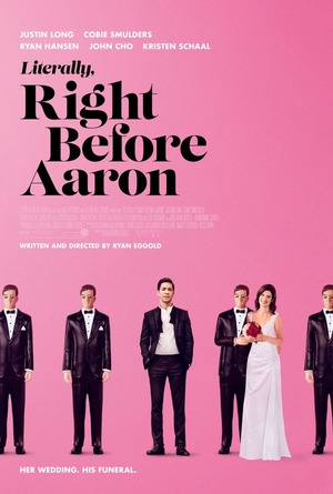 Literally, Right Before Aaron (2017) DVD Release Date