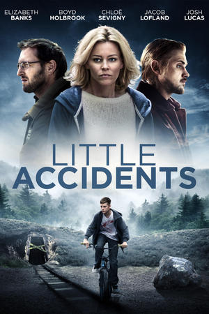 Little Accidents (2014) DVD Release Date