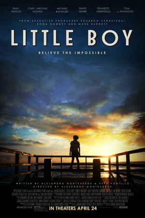 Little Boy (2015) DVD Release Date
