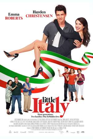 Little Italy (2018) DVD Release Date