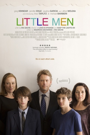 Little Men (2016) DVD Release Date