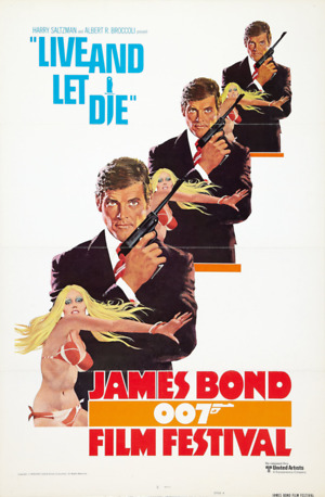 Live and Let Die (1973) DVD Release Date
