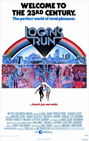 Logan's Run (1976) DVD Release Date
