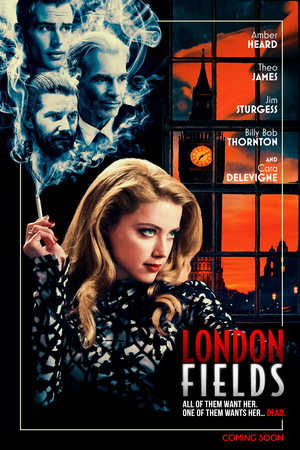 London Fields (2018) DVD Release Date