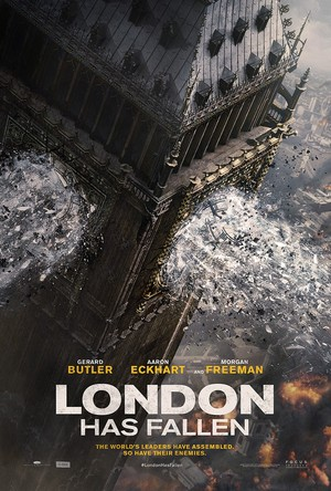 London Has Fallen (2016) DVD Release Date