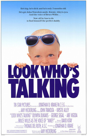 Look Who's Talking (1989) DVD Release Date