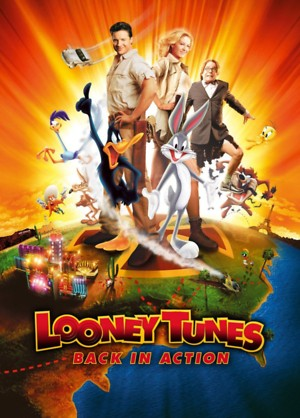 Looney Tunes: Back in Action (2003) DVD Release Date