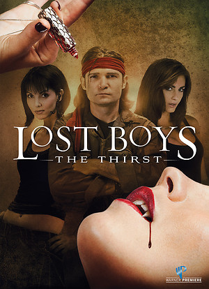 Lost Boys: The Thirst (Video 2010) DVD Release Date