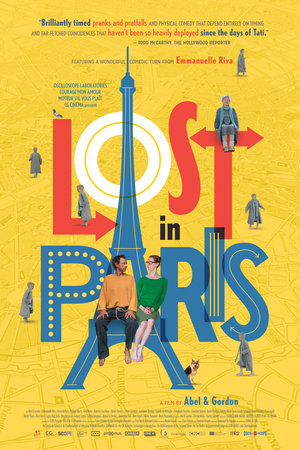 Lost in Paris (2016) DVD Release Date