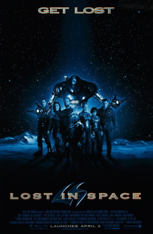 Lost in Space (1998) DVD Release Date