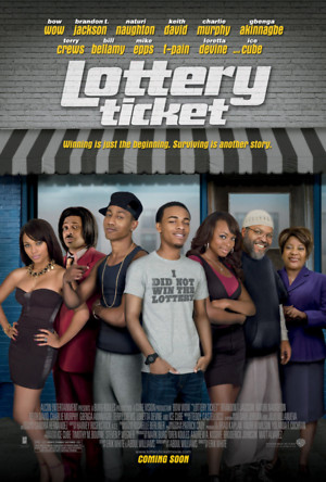 Lottery Ticket (2010) DVD Release Date