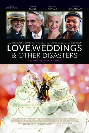 Love, Weddings & Other Disasters (2020) DVD Release Date