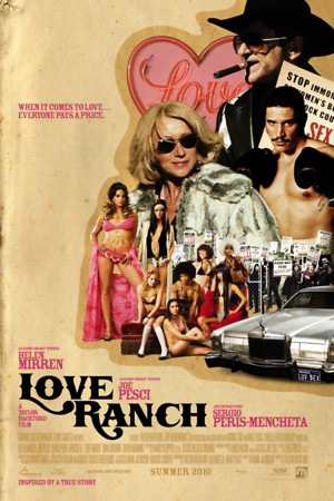 Love Ranch (2010) DVD Release Date