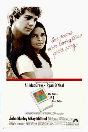 Love Story (1970) DVD Release Date