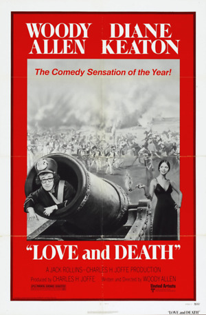 Love and Death (1975) DVD Release Date