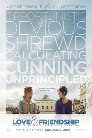 Love & Friendship (2016) DVD Release Date