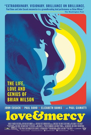 Love & Mercy (2014) DVD Release Date