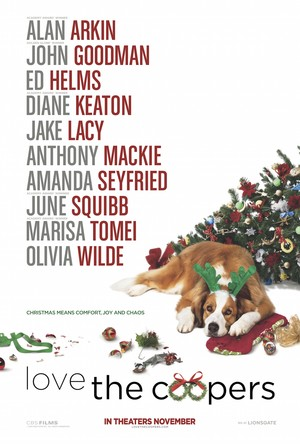 Love the Coopers (2015) DVD Release Date