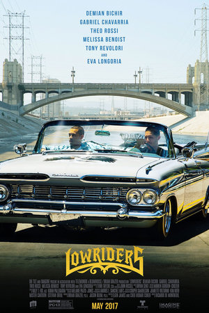 Lowriders (2016) DVD Release Date