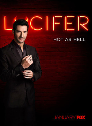 Lucifer (TV Series 2016- ) DVD Release Date