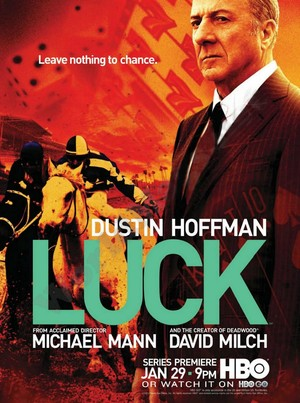 Luck (TV 2011) DVD Release Date