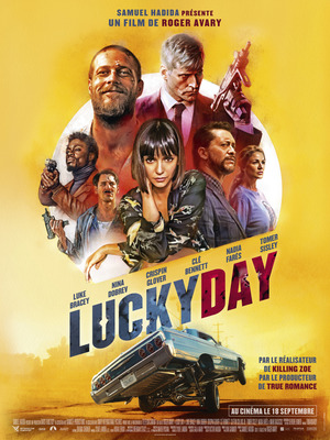Lucky Day (2019) DVD Release Date