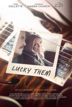 Lucky Them (2013) DVD Release Date