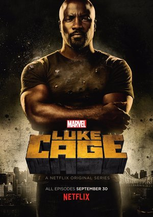 Luke Cage (TV Series 2016- ) DVD Release Date