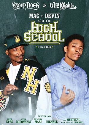 Mac & Devin Go to High School (2012) DVD Release Date