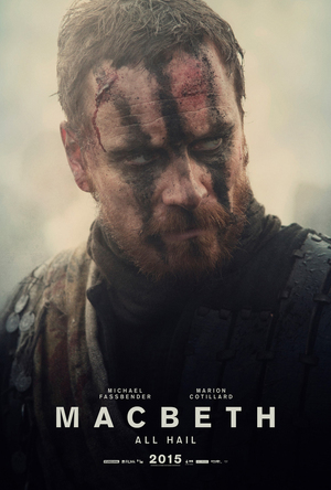 Macbeth (2015) DVD Release Date