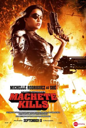 Machete Kills (2013) DVD Release Date