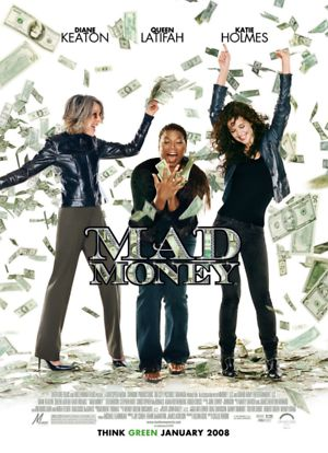 Mad Money (2008) DVD Release Date