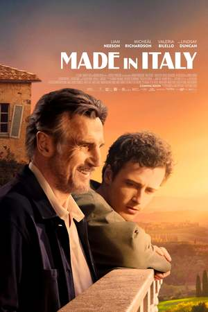 Made in Italy (2020) DVD Release Date