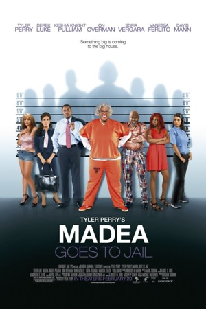 Madea Goes to Jail (2009) DVD Release Date