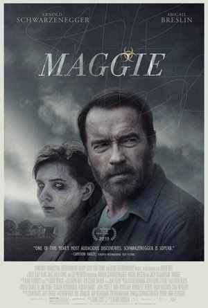 Maggie (2015) DVD Release Date