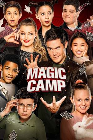 Magic Camp (2020) DVD Release Date