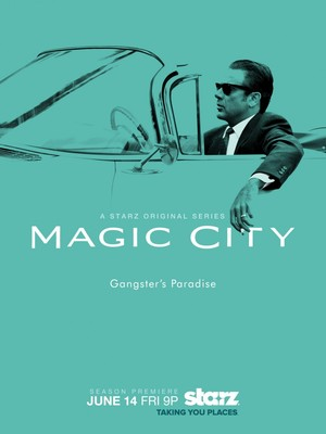Magic City (TV 2012) DVD Release Date