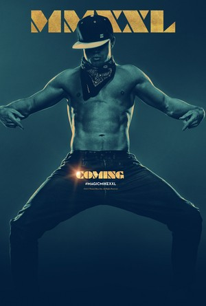 Magic Mike XXL (2015) DVD Release Date
