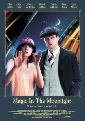 Magic in the Moonlight (2014) DVD Release Date