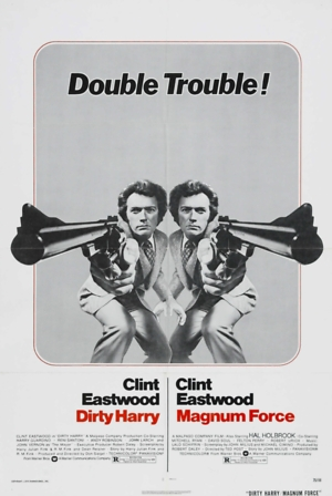 Magnum Force (1973) DVD Release Date