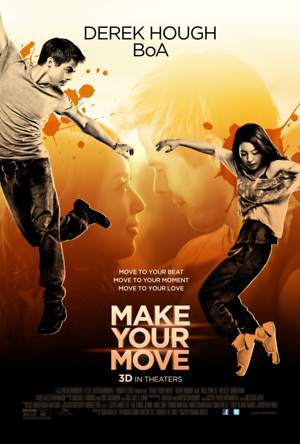 Make Your Move (2013) DVD Release Date