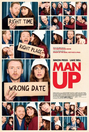Man Up (2015) DVD Release Date