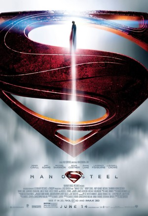 Man of Steel (2013) DVD Release Date