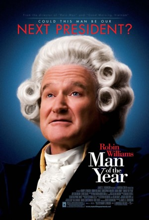 Man of the Year (2006) DVD Release Date