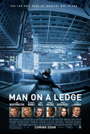 Man on a Ledge (2012) DVD Release Date